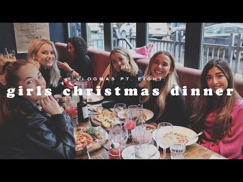 vlogmas-pt.-8:-girls-christmas-dinner---youtuber-edition-|-ad-|-hello-october