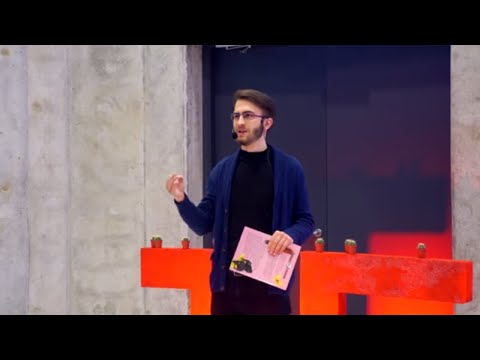 Education through Fairy Tales   | Antanas Bernatonis | TEDxYouth@KJG