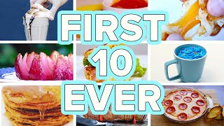Top 10 Recipes - Tasty's First 10 Recipes Ever