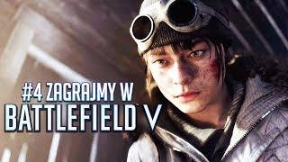 Battlefield V PL #4 - OKRĘT PODWODNY - Polski Gameplay / Zagrajmy w - 4K60