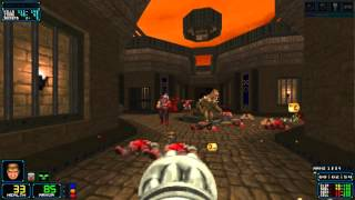 Community Chest 3 [Doom II] Map 06 - Foregone Destruction - UV-Max in 4:02