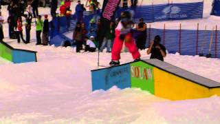 Alexis Roland 2010 - 10 year-old pro snowboarder