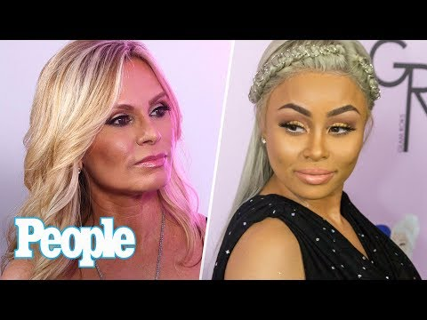 Blac Chyna's Raunchy Music Video, Tamra Judge Says She Wouldn't Hurt Daughter | People NOW | People