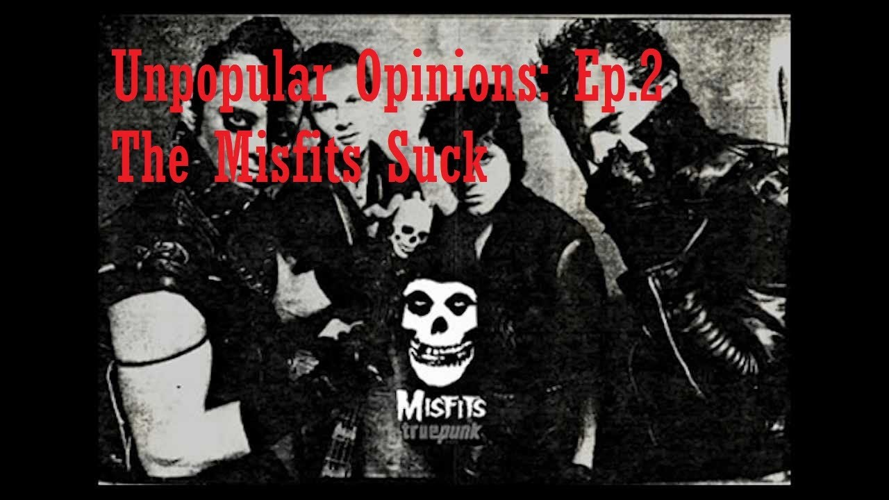 The Misfits Suck 42