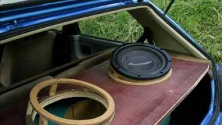 TUNING VW GOLF 2.wmv