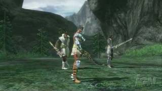 Lost Odyssey Xbox 360 Trailer - E3 2007 Gameplay (HD)