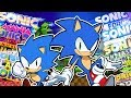 Classic Sonic Vs Modern Sonic Games - The ultimate Battle