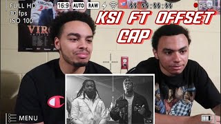 KSI - Cap feat. Offset (Official Music Video) Reaction