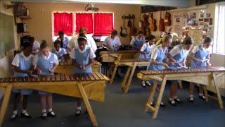 Talent City Durban - Marimba Band Audition