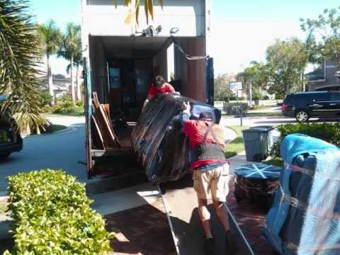 Florida Best moving company-Moving in Boynton Beach Florida- Big Boy moving