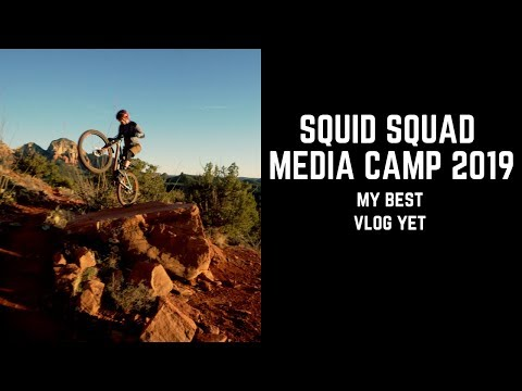 Sedona MTB travel vlog // following #followcamfriday