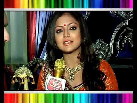 Siddhant Karnik Day out with saas bahu Aur Betiya AAJTAK