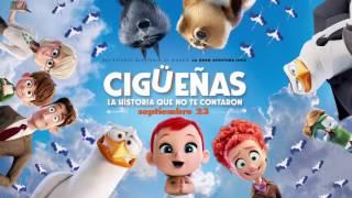 CIGÜEÑAS: LA HISTORIA QUE NO TE CONTARON - ¿Por qué no ven el vidrio? (Kids) - Oficial Warner Bros.