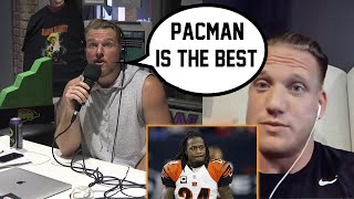 Pacman Jones Is The Most Electric Human