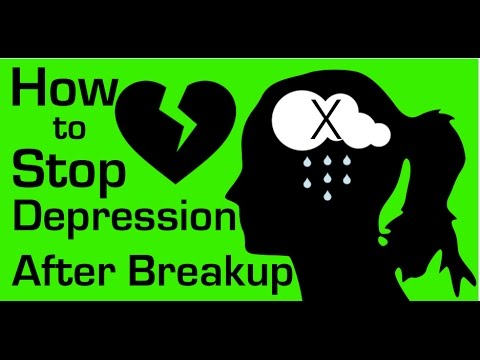 Is depression after breakup real thing
