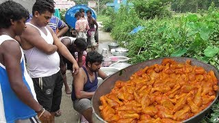 Indian Street Food at Marriage Ceremony | Full ...