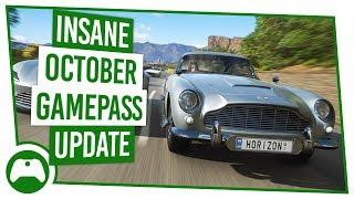 Xbox Gamepass Update: 7 INSANE Brand New Games