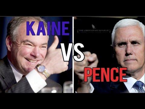 Kaine Vs. Pence: VP Debate Featuring Austin Petersen