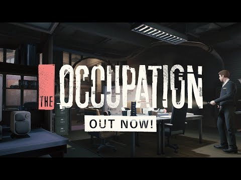 Humble Bundle Presents: The Occupation - Launch Trailer