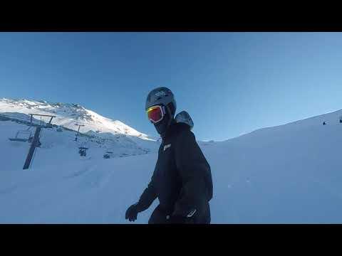 Skiing in New Zealand, Mt Hutt (2016)