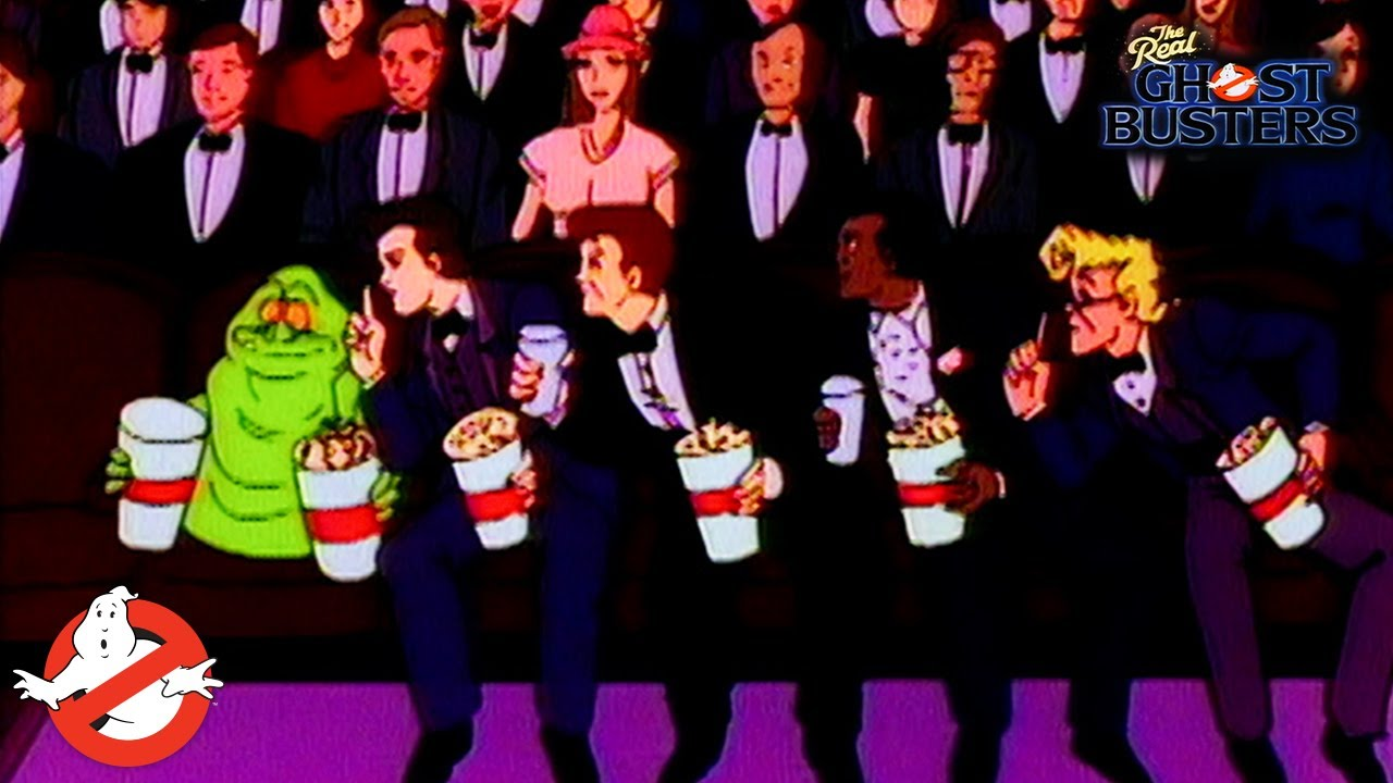 Download Take Two | The Real Ghostbusters Ep 10 | Animated Series | GHOSTBUSTERS