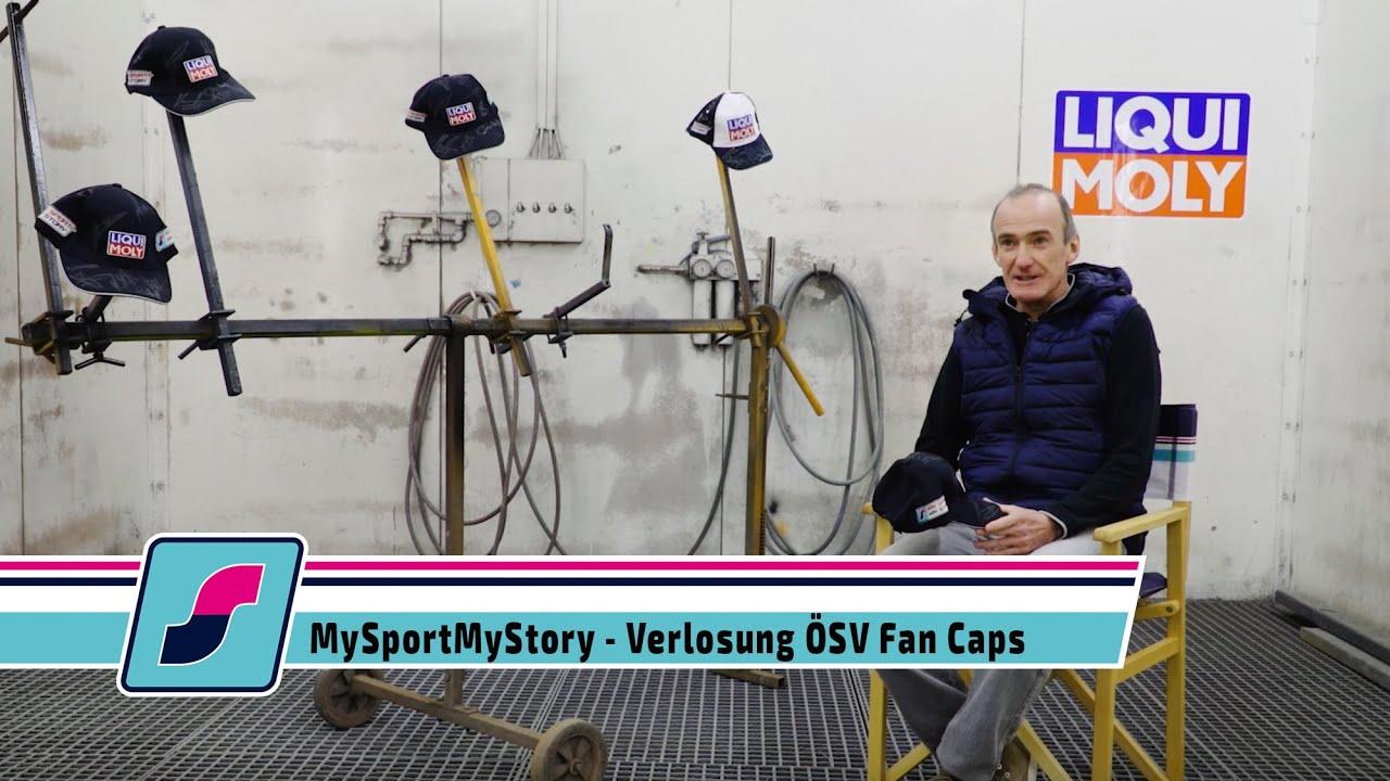 MySportMyStory - Verlosung ÖSV Fan Caps