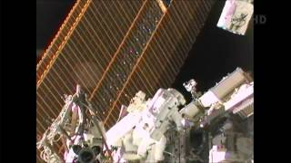 ISS Expedition 32 - US EVA-19-5/9/12-Complete NASA TV Coverage