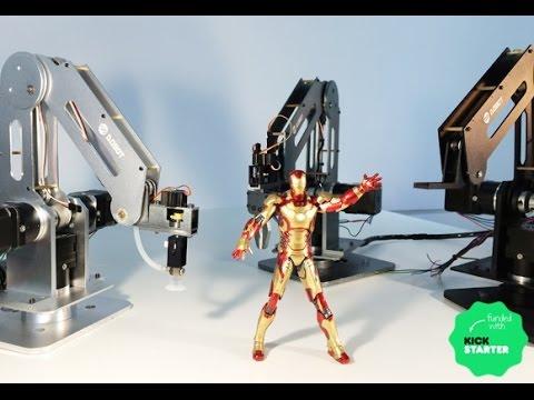 Robotic ARM Store | Indiegogo