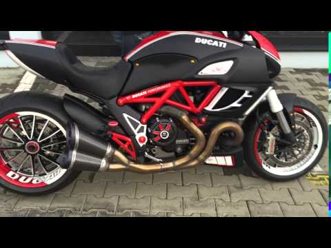 ducati diavel termignoni youtube. Black Bedroom Furniture Sets. Home Design Ideas