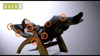 The Perfect Chair Zero Gravity Recliner