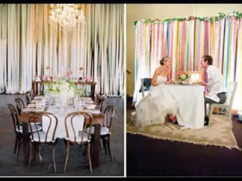 Great Wedding Wall Decorations Ideas