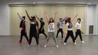 BOA - ONLY ONE dance cover By AFZN ft RISIN'CREW
