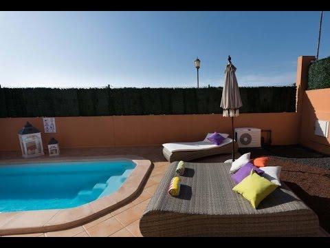 Villas Mirador De Lobos Golf ★★★★ Fuerteventura Youtube