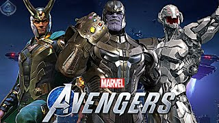 Marvel's Avengers Game - Top 5 Villains That NEED To Be in the Game!