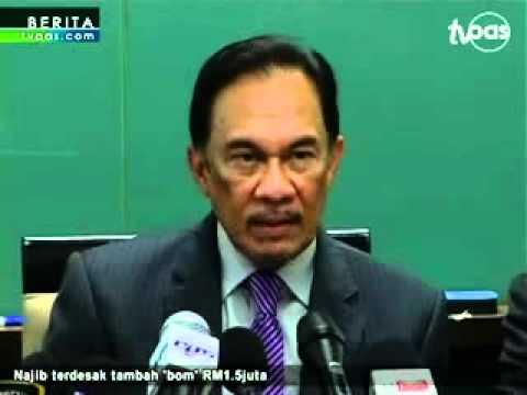 Dato Seri Najib Terdesak Menabur Wang untuk Memancing Pengundi