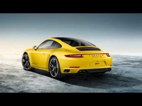 2018 Porsche New 911 Hybrid Sport