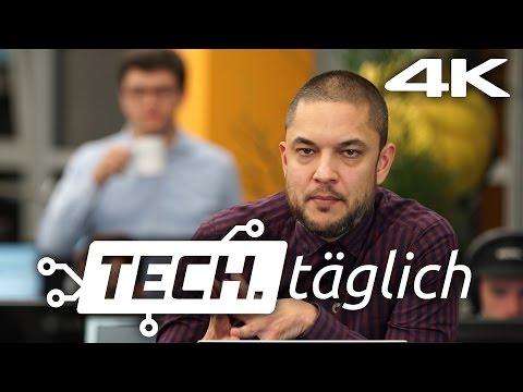 YouTube und die Gema, Samsung Galaxy S8 mit fast randlosem Display– TECH.täglich