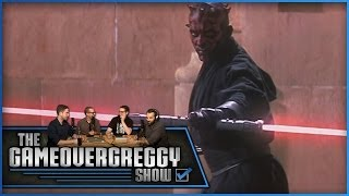Should J.J. Abrams Reboot Star Wars? (feat. Jeff Gerstmann) - The GameOverGreggy Show Ep. 31 (Pt. 4)