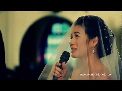 Kyla and Rich Alvarez wedding video