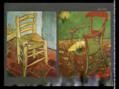 El pintor Y su Obra   Palettes   Van Gogh   La habitacion de Arles