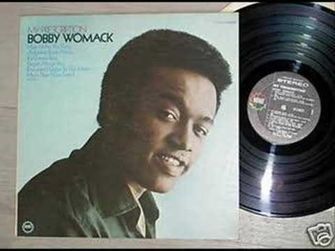 Bobby Womack I'm Gonna Forget About You / Don't Look Back