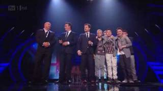 Connected - Britains Got Talent 2010 - Semi  Final 2 Results