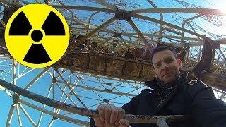 Tube Raiders Czarnobyl cz. 2 - Oko Moskwy