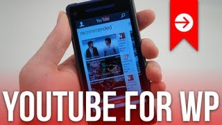 Hands-on with official YouTube for Windows Phone app