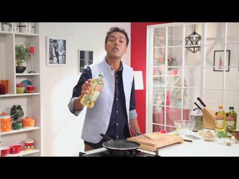 Apple Pie Paratha Master