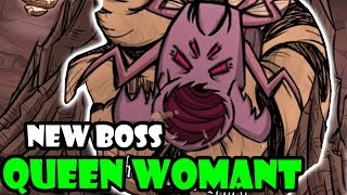 QUEEN WOMANT - NEW HAMLET BOSS FIGHT - DON