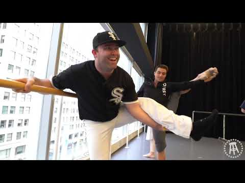 Barstool Chicago meets the Joffrey Ballet