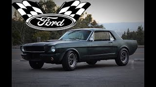 1965 Ford Mustang | The American Dream