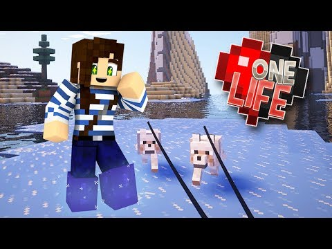 Frost Princess - Minecraft One Life (Ep.14)