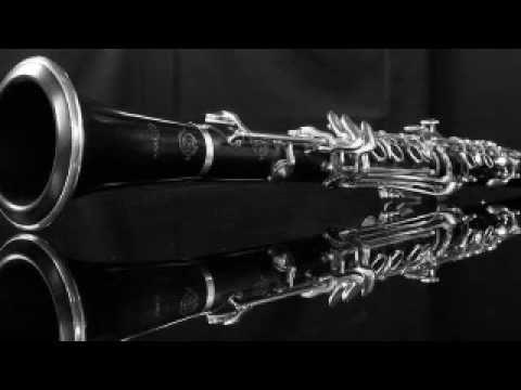 Louis Cahuzac Arlequin Guy Dangain clarinette